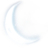 Luna splendente