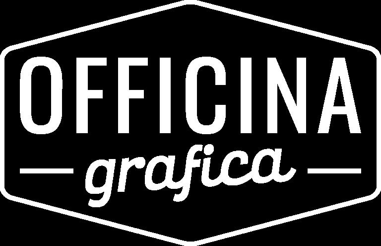 Logo Bianco officina grafica